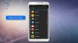Android Apps - Super Rss News Reader Free App