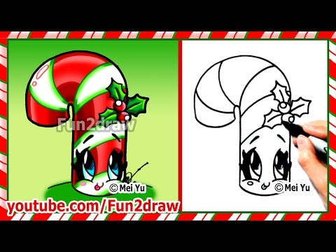To Draw Christmas O Kitty Step By Stuff