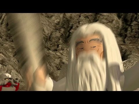 LEGO The Lord of the Rings - Launch Trailer