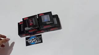 Tutup Master Rem Atas - Tabung Oli Kaca CNC Variasi Motor Honda Dan Yamaha Aerox - Mio - Fino - Dll