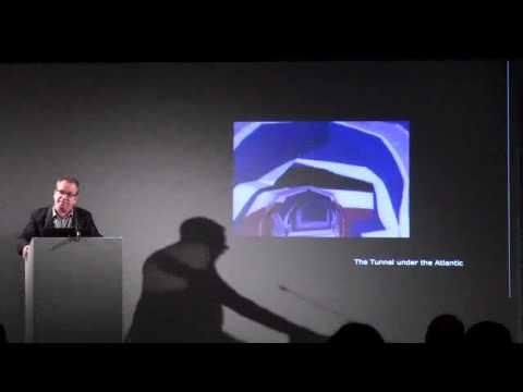 Maurice Benayoun - Laval Virtual 2012