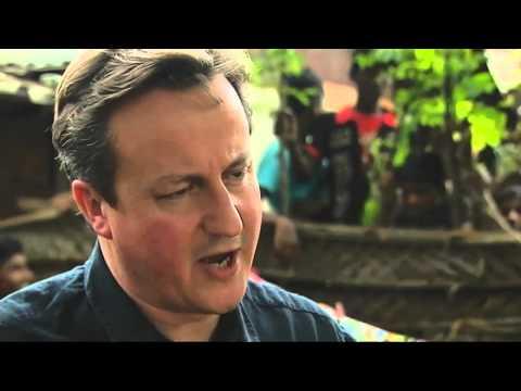 In Tamil Sri Lanka, Cameron promises justice