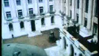 Videograms of a revolution / Ceausescu's last speech