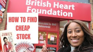 Charity Shop Reseller Vlog for Amazon FBA UK and Ebay (Top Tips Super Successful Thrifting Sourcing)