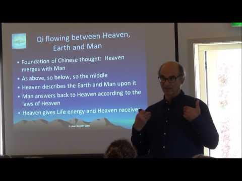 On Qi and Yin and Yang