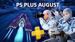 PS Plus im August 2019: Krasser Speed und Sniper Action