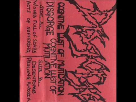 Disgorge - Womb Full Of Scabs