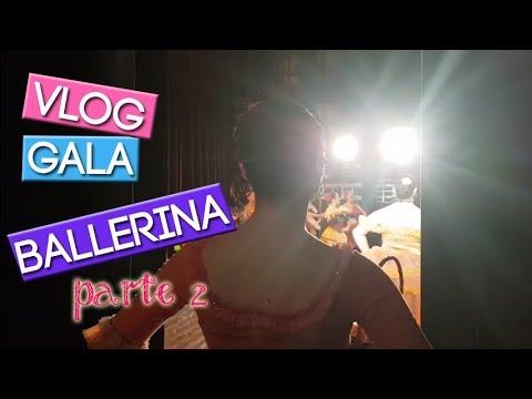VLOG APRESENTAÇÃO DE BALLET 2 - Dia no teatro, ensaios e bastidores | Luiza Corti Blog