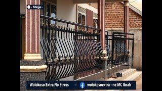 STABUA NATOORO alaze ennyumba ye amakula tali kubya ngambo MC IBRAH INTERVIEW