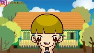 Snap wa animasi Minang lucu