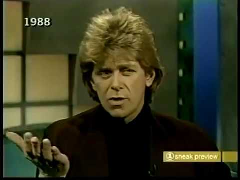 Peter Cetera 1986 and 1988 Interview clips on leaving Chicago