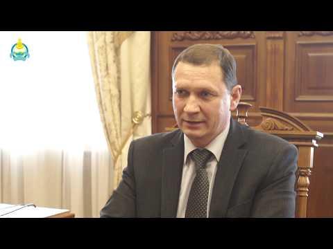 Первый зампред Правительства РБ Игорь Шутенков переходит на работу в администрацию Улан-Удэ