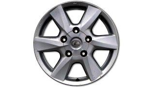 Диски от Lexus lХ570 R18 оригинальные
