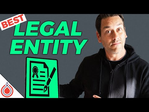 The Best Legal Entity for Real Estate Investing