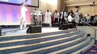 Isaiah-Raymond & Friends at Ruach City Church Resurrection Super Sunday