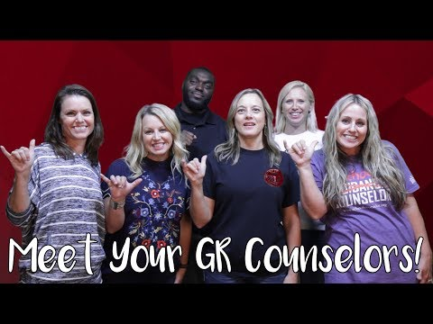 MEET THE GEORGE RANCH HIGH SCHOOL COUNSELORS, '19-'20