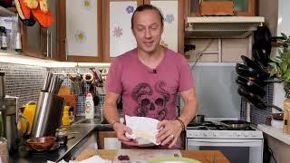 Салат из свеклы  Простой ресторанный рецепт     YouTube 720p