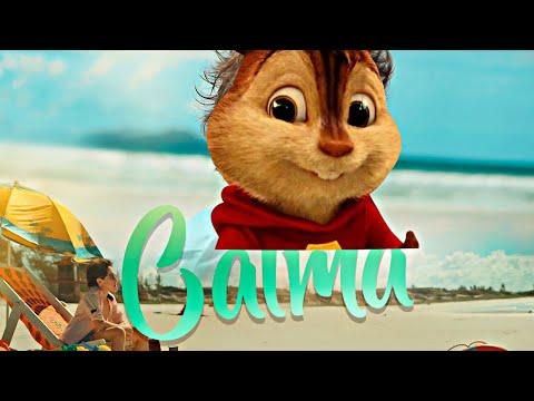 Alvin e os Esquilos Cantando - Calma  Enzo Rabelo