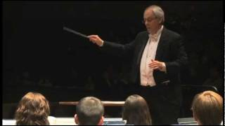 UMich Symphony Band - Bach Toccata and Fugue in d minor