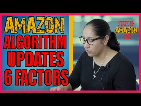 Amazon Algorithm Updates - State of Amazon SEO | 6 Observations | Amazon Personalized Search