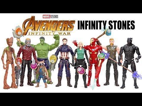 Every Avengers Infinity War 6