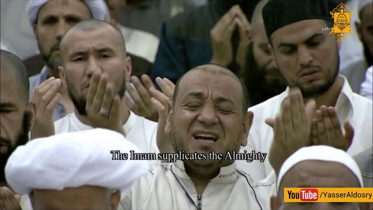 الشيخ / ياسر الدوسري: