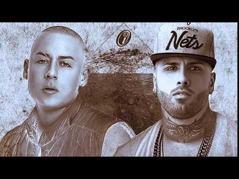 Nicky Jam Feat. Cosculluela  - Te Busco ORIGINAL REGGAETON 2015