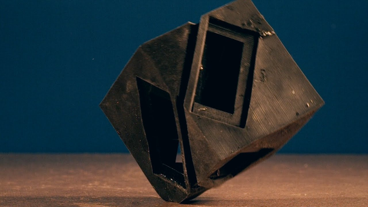 3-D-printed robots with shock-absorbing skins | MIT News