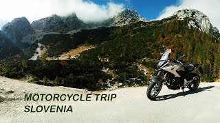 Motorcycle trip in Slovenia 2017 | Triglav National Park