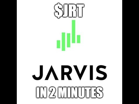 Crypto Altcoin $JRT in 2 Minutes: Jarvis Reward Token
