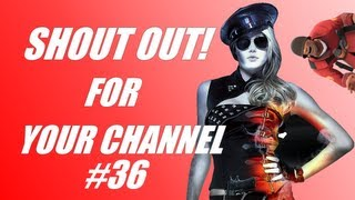 Shout out for your channel #36: Awesome games-2000 subs! (PC gameplay-commentary)