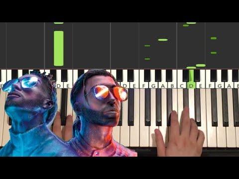 PNL - Au DD (Piano Tutorial Lesson)
