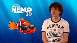 Findet Nemo 3D - Interview mit Domenic Redl