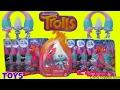 Dreamworks Trolls Series 4 Guy Diamond Blind Bags Characters Satin Chenille Toys Surprises Names