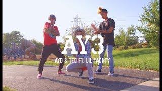 "vuclip ""Ay3"" - Ayo & Teo ft. Lil Yachty | @THEFUTUREKINGZ"