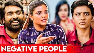 Female Vijay Sethupathi-யா நானு? : Aishwarya Rajesh Interview | Nayanthara | Ka Pae Ranasingam Movie