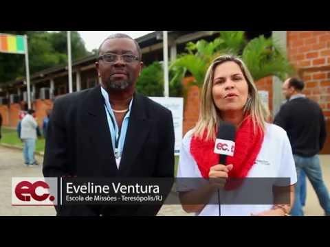 Entrevista com o Pastor Edson Mudesto