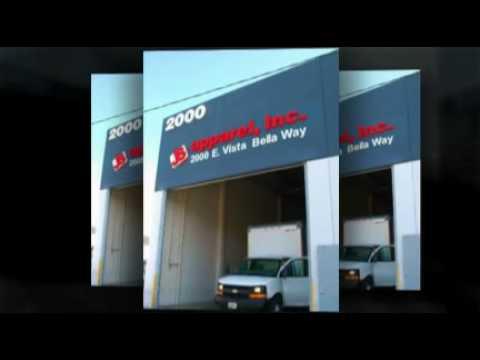 JS Apparel Warehouse & Shipping Process Rancho Dominguez, CA