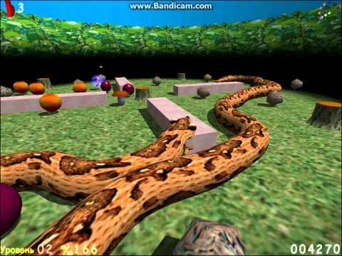Большой змей обзор игры