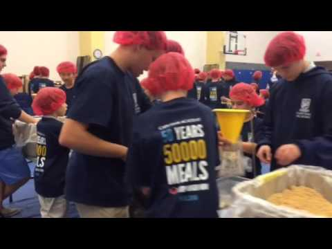 Cape Fear Academy: 50 Years, 50,000 Meals