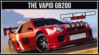 GTA Online: Vapid GB200 - Смертельное ралли