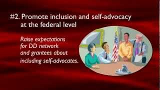 Envisioning the Future: Allies in Self-Advocacy