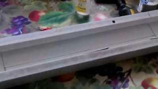 Как подключить и установить светодиодную ленту!Замена подсветки на кровати!(Покупал всё в магазине вышло около 80 гривен. В Китае можно такой набор купить гораздо дешевле! Уже заказал..., 2013-12-15T12:01:24.000Z)