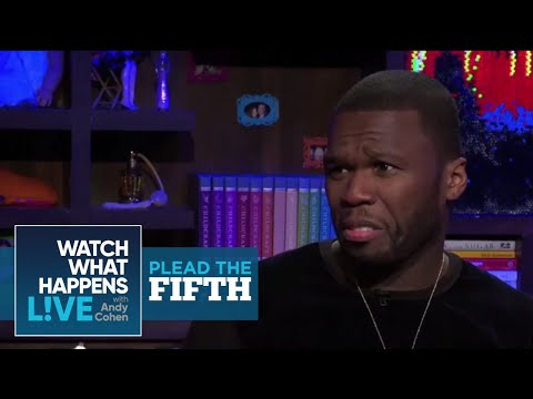 Is 50 Cent Throwing Shade at Jay-Z? | Plead the Fifth | WWHL