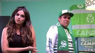 embeded bvideo #FanFan y Marisol González cumplen el sueño de un gran Guerrero