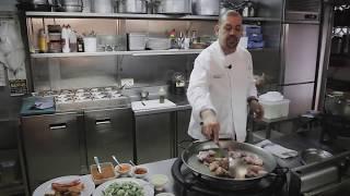 Receta paella valenciana auténtica