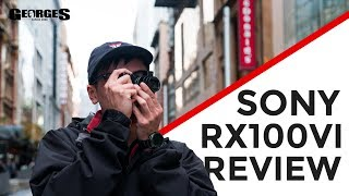 BEST COMPACT CAMERA 2018!? | Sony RX100 VI Review by Georges Cameras