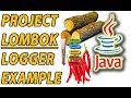 Project Lombok Java Logging Example (Part 10)