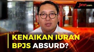 Iuran BPJS Naik, Fadli Zon: Rakyat Sudah Jatuh Tertimpa Tangga Lalu Seperti Dilindas Mobil - JPNN.com