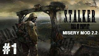 S.T.A.L.K.E.R.: Call of Pripyat (PC) - Misery Mod 2.2 - Let